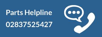 Parts Helpline: 0283752 5427